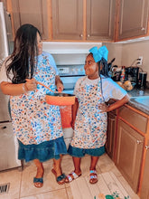 Womens Splash Baking Apron with Personalization Option