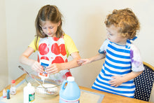 Child Craft Apron Candy Apples with Personalization Option