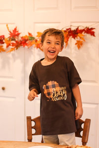 Chocolate Childs Turkey Squad T!