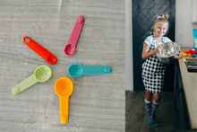 Colorful Measuring Spoons!