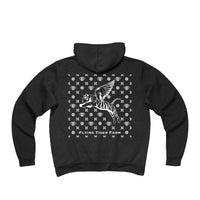 Flying Tiger Full-Zip Hoodie