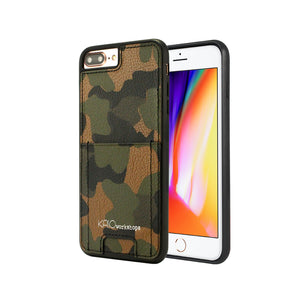 Camo Genuine Leather Cases