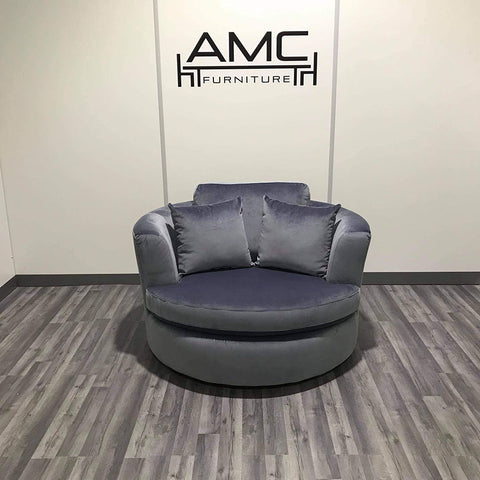 Stratus Swivel Chair