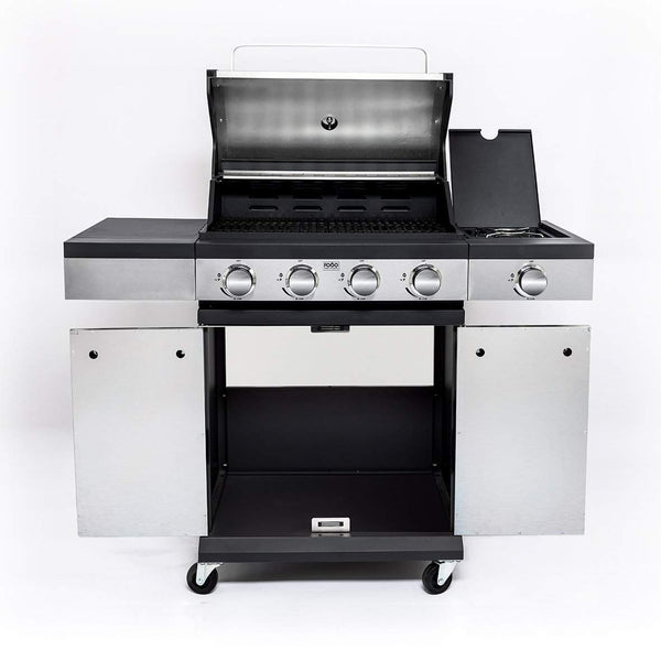 Scorpion 4 Burner & 1 Side Burner BBQ