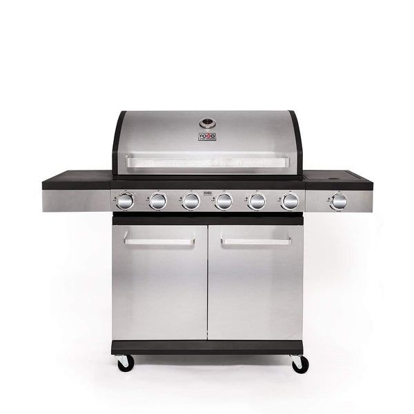 Scorpion 6 Burner & 1 Side Burner BBQ