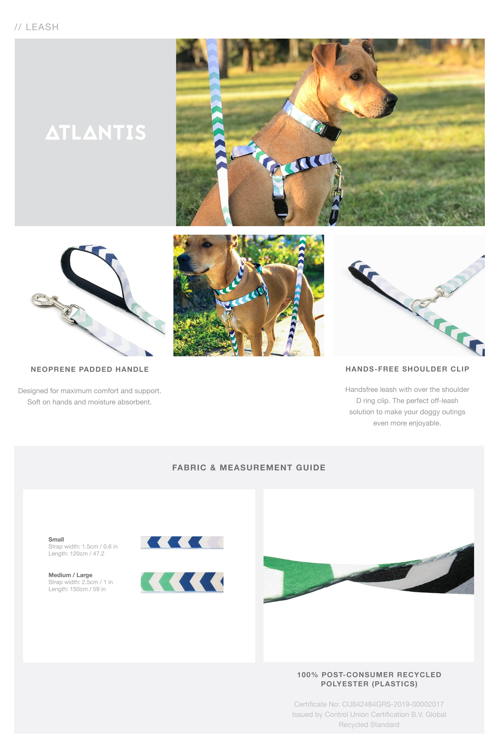 Atlantis Leash
