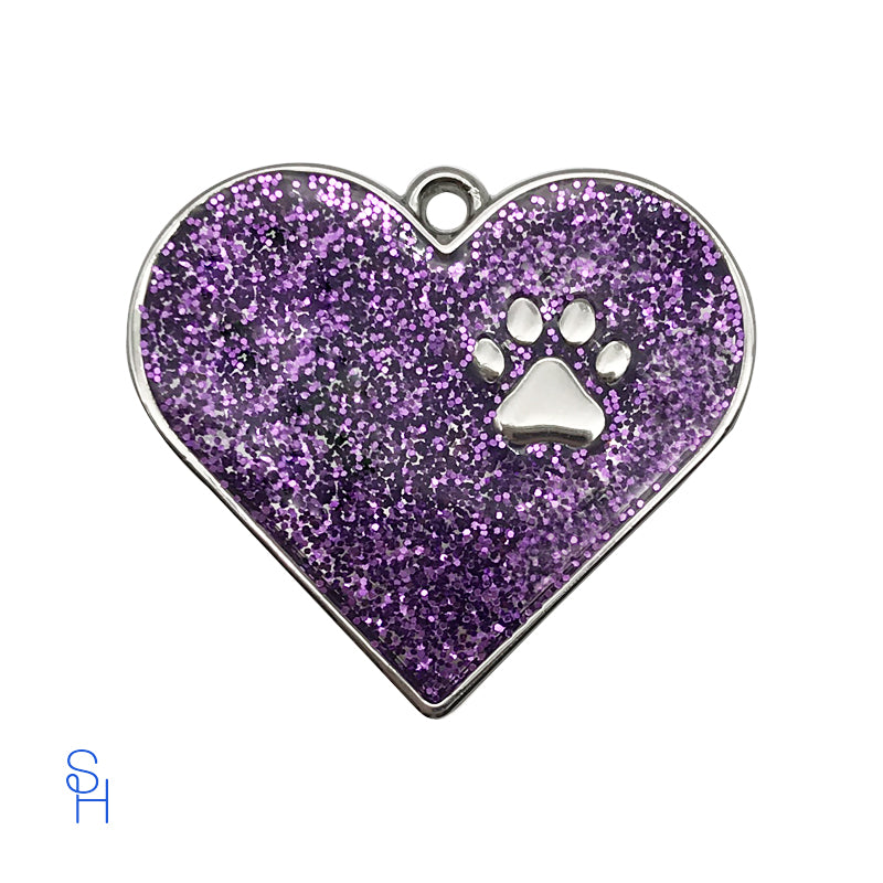 Paw of ♥s Lavender Charm - stylish-hound.com