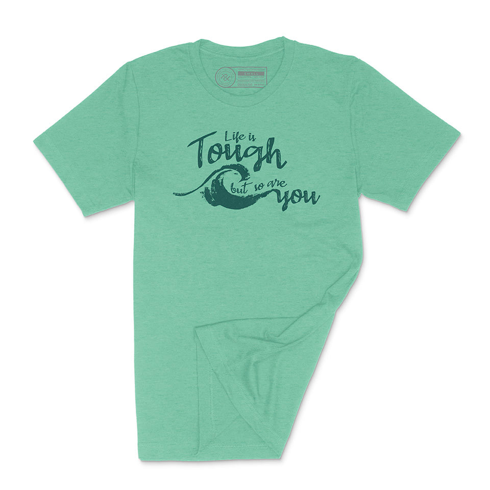 Tough Stuff • Women's Graphic T-Shirt