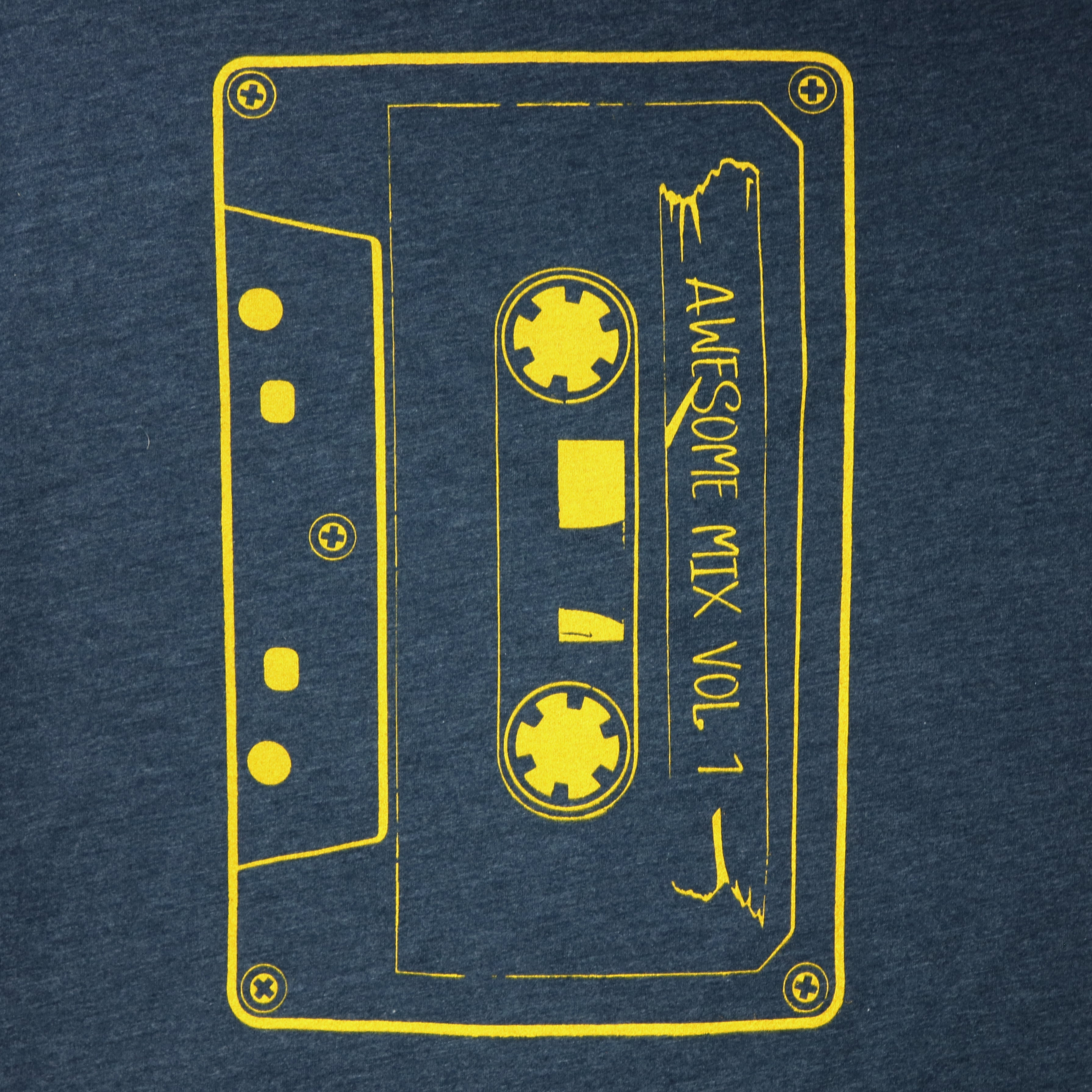 Old School Cassette Awesome Mix Vol. 1 T-Shirt