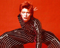 David Bowie Clown