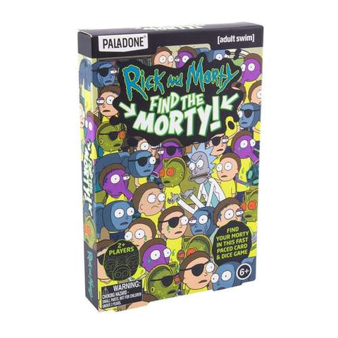 Juego Rick and Morty: Find The Morty