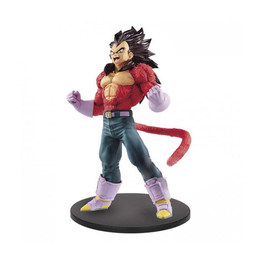 BANPRESTO DRAGON BALL GT BLOOD OF SAIYAS SPECIAL IV SS4 VEGUETA - Epicland