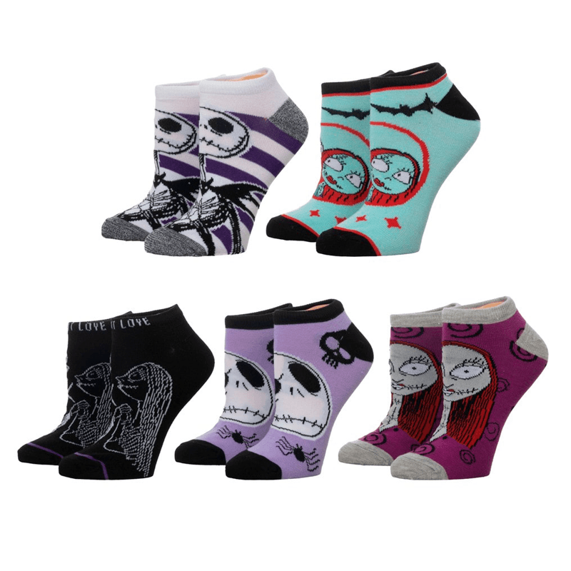 Calcetines Jack Sally 5 pack - Epicland
