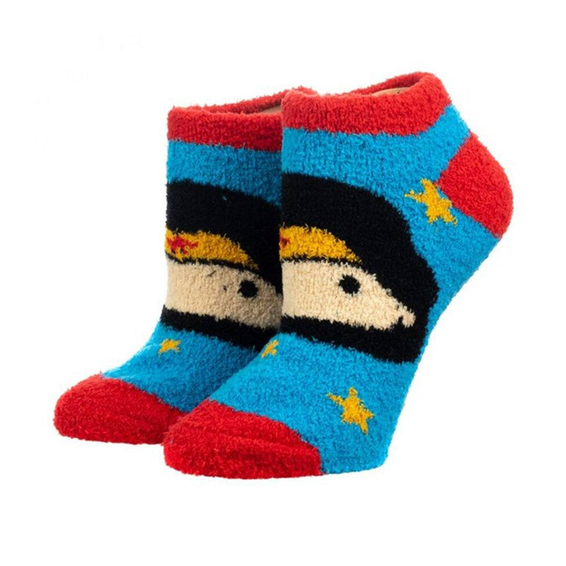 Calcetines Wonder Woman Fuzzy Chenille - Epicland
