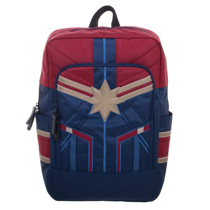 Captain Marvel Laptop Back Pack - Epicland