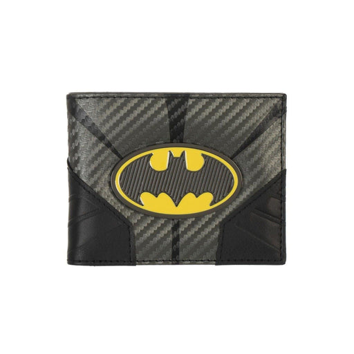 CARTERA CABALLERO BATMAN METAL BADGE - Epicland