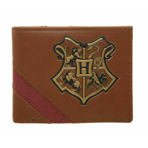 CARTERA HARRY POTTER LOGO HOGWARTS - Epicland