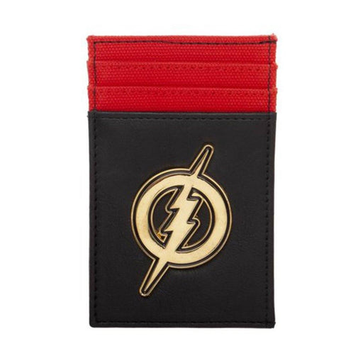 CARTERA POCKET DE FLASH LOGO DC COMICS - Epicland