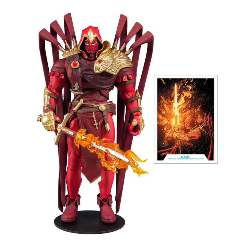 "Dc Multiverse 7"" Action Figure - White Knight - Azrael - Epicland  (4635529674865)"