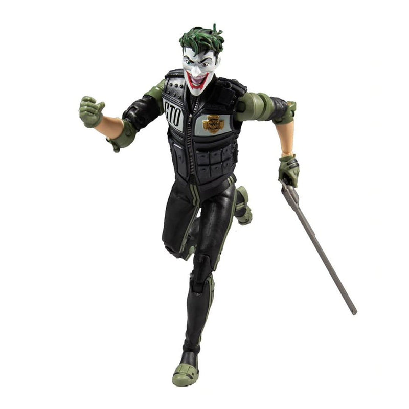 "Dc Multiverse 7"" Action Figure - White Knight - Joker - Epicland"