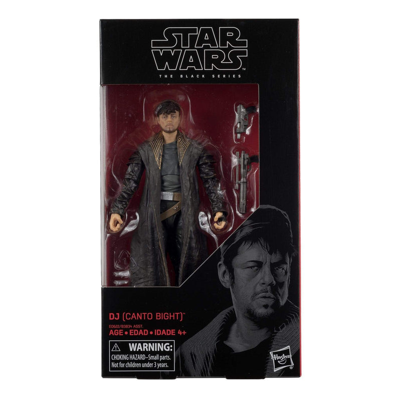 Figura Coleccionable Black Series Star Wars E7 - Epicland