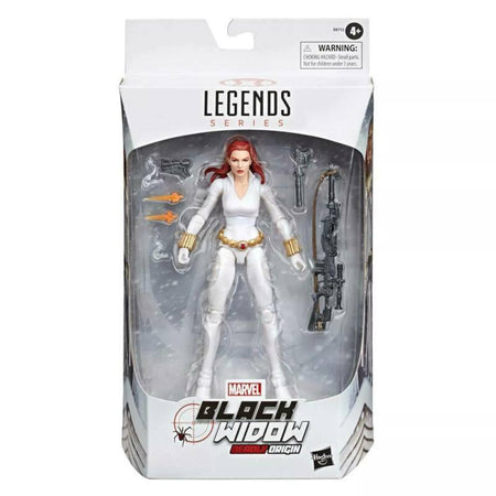 Figura Marvel Legends Black Widow - Epicland  (4422563397745)