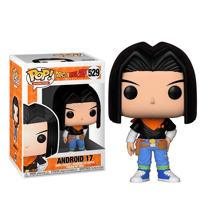 FUNKO POP ANDROID 17 - Epicland