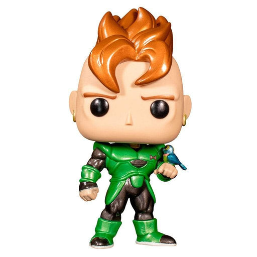 FUNKO POP ANIMATION DBZ S7- ANDROID 16  - COLOR METÁLICO - Epicland
