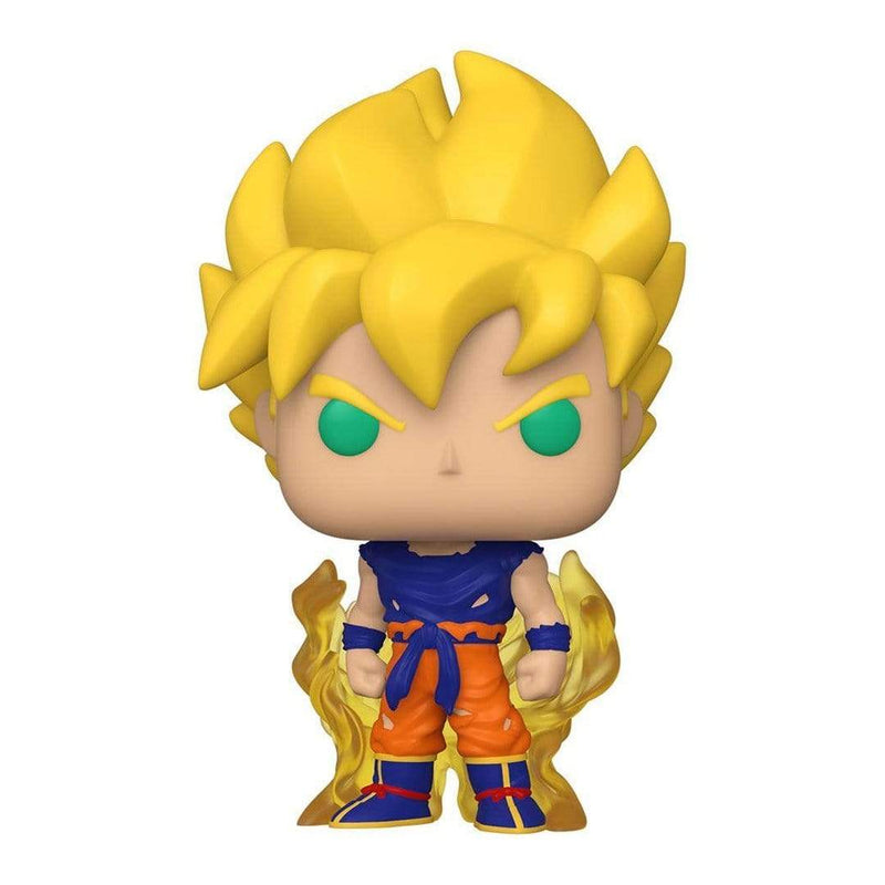 Funko Pop Animation: Dbz S8 Ss Goku (First Appearance) - Epicland  (4592748724337)