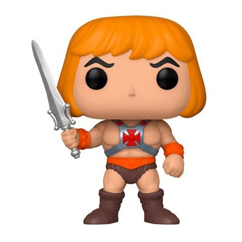 Funko Pop Animation: Master of the Universe - He-Man - Epicland  (4543343329393)