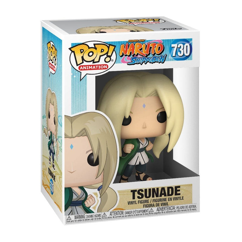 Funko Pop Animation Naruto Lady Tsunade - Epicland