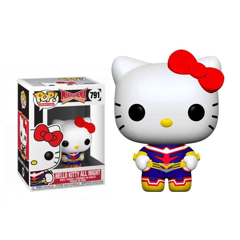 Funko Pop Animation: San/MHA - H Kitty-All Might (4543342379121)