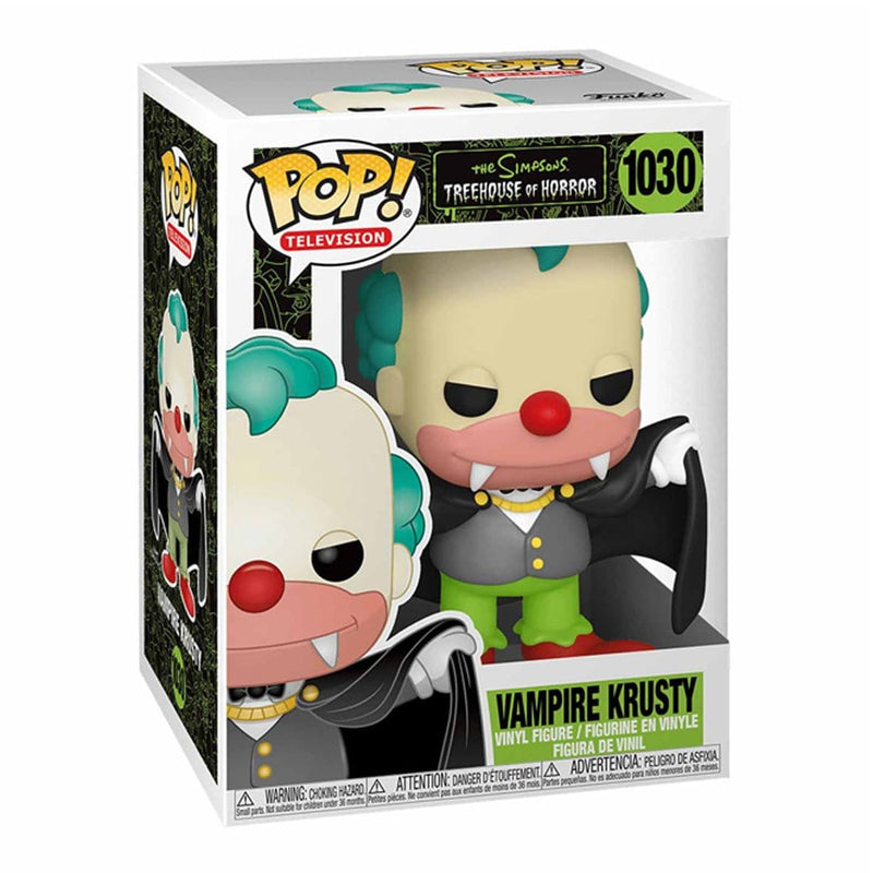 Funko Pop Animation: Simpsons Vampire Krusty - Epicland  (4599741874289)
