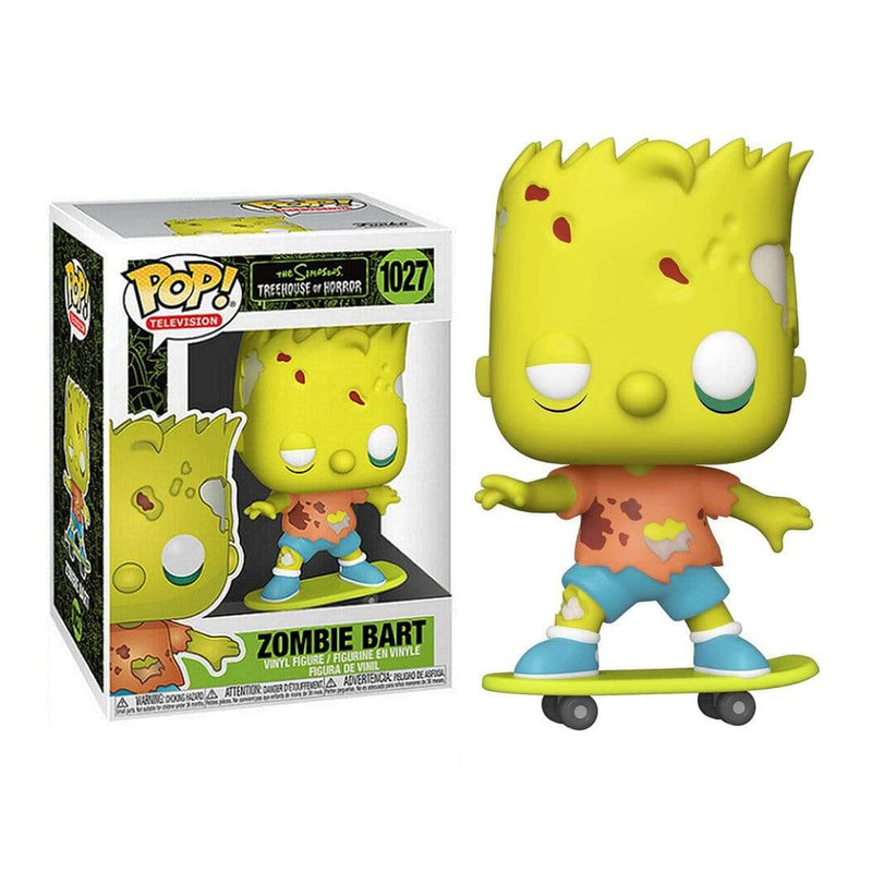 Funko Pop Animation: Simpsons Zombie Bart - Epicland  (4617189556337)
