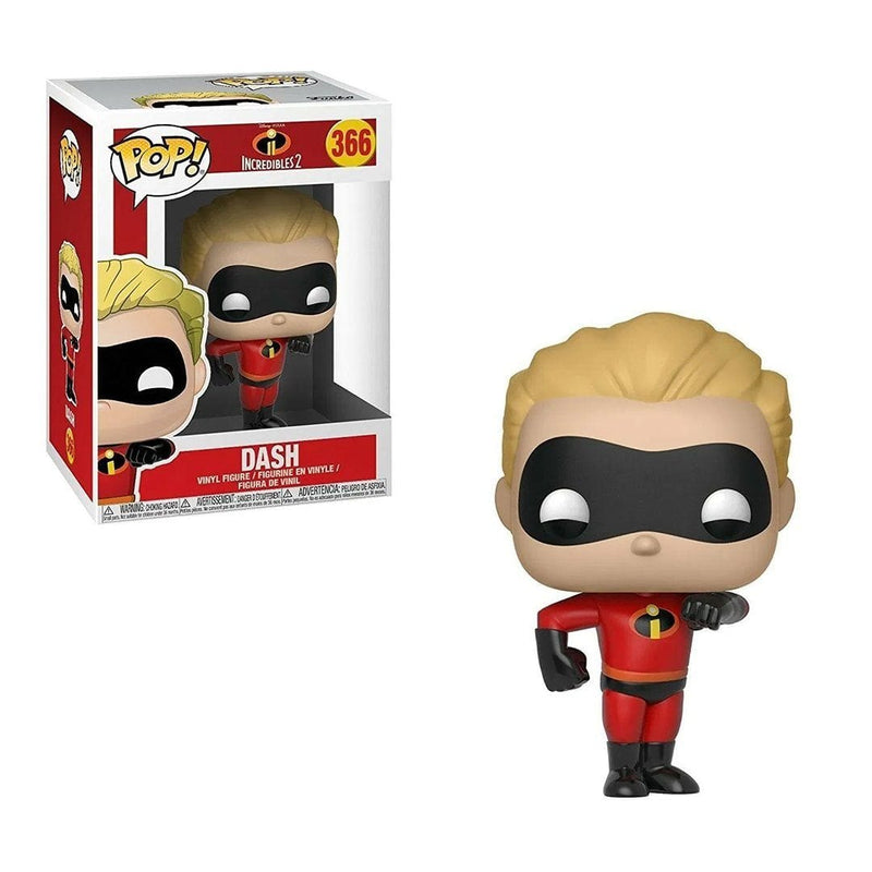 Funko Pop Disney: Incredibles 2 - Dash - Epicland