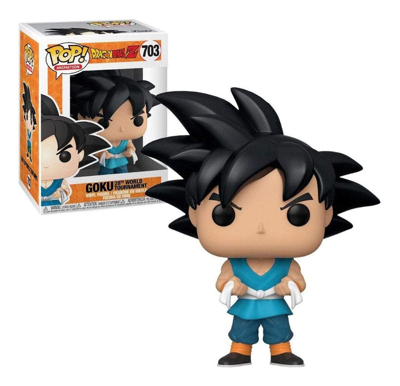 Funko Pop : Dragon Ball Z-Goku (Bu) - Epicland