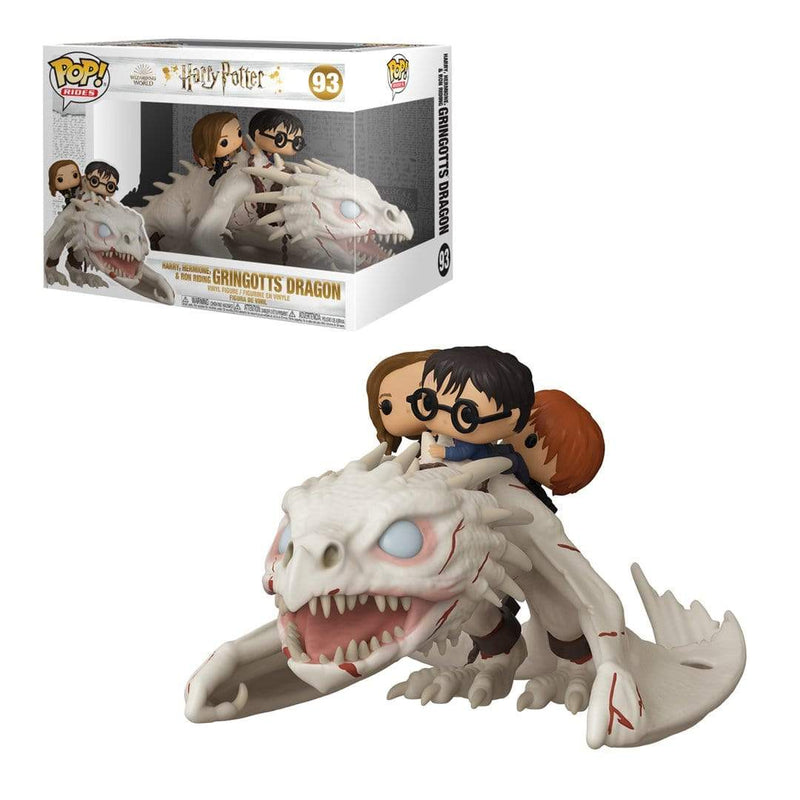 Funko Pop Dragon Con Harry, Ron Y Hermione - Epicland  (4592749609073)
