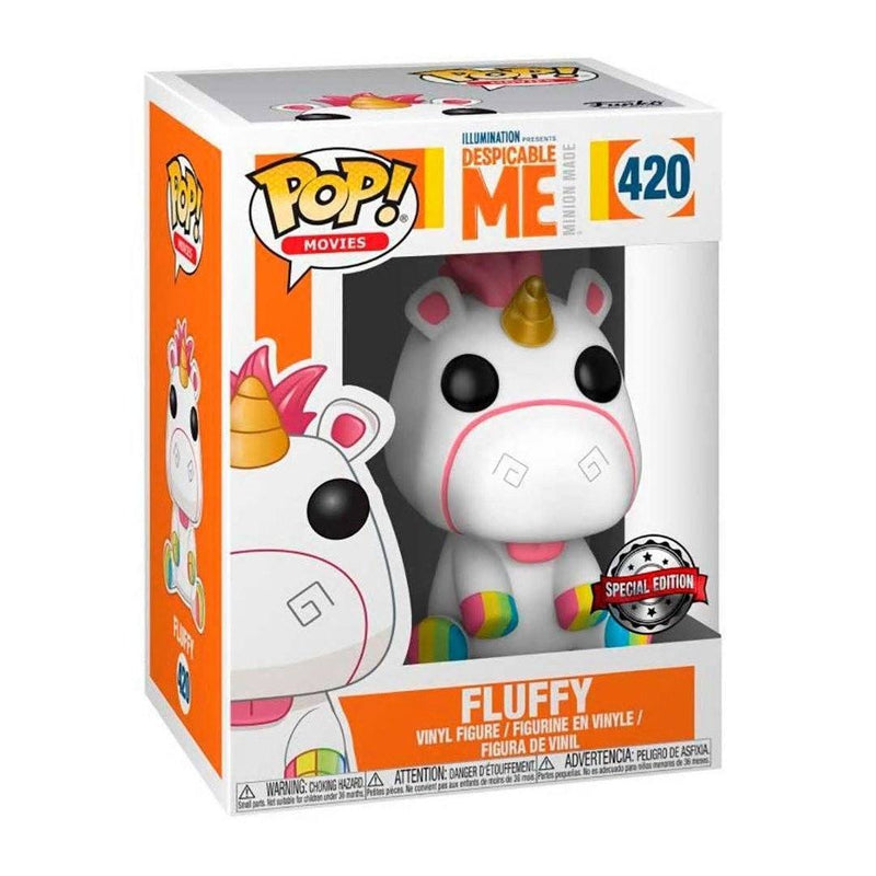 Funko Pop Fluffy Unicorn - Epicland