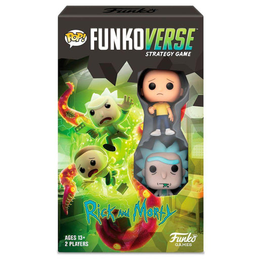 FUNKO POP FUNKOVERSE RICK AND MORTY 2PK SPANISH - Epicland