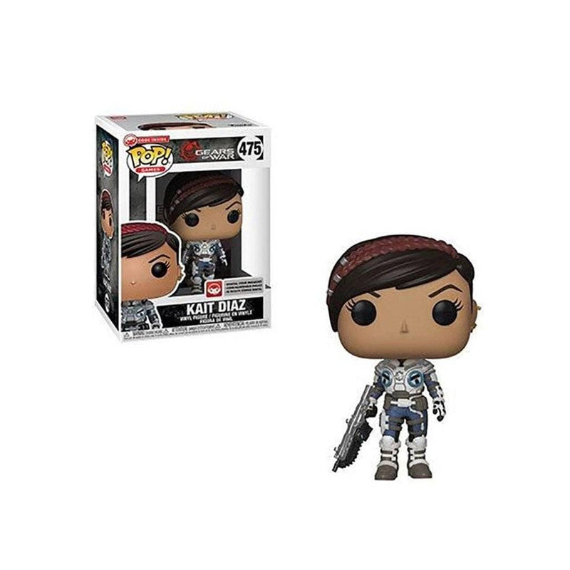 Funko Pop Games: Gears of War S3 - Kait - Epicland