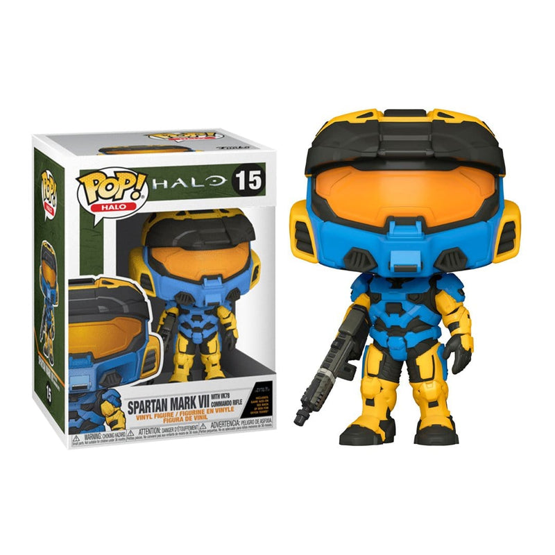 Funko Pop Games:Halo InfiniteMark Vii W/Commando Rifle (Deco) - Epicland  (4592749740145)