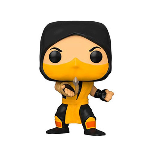 FUNKO POP GAMES: MORTAL KOMBAT- SCORPION - Epicland