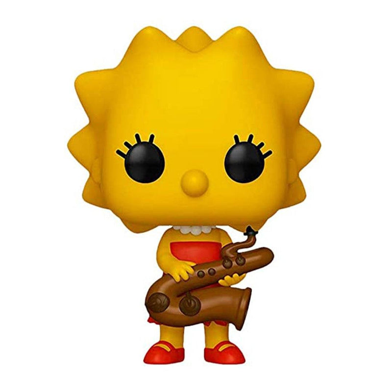 Funko Pop Lisa Simpson The Simpsons - Epicland