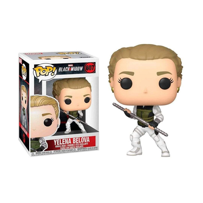 Funko Pop Marvel Black Widow Yelena - Epicland