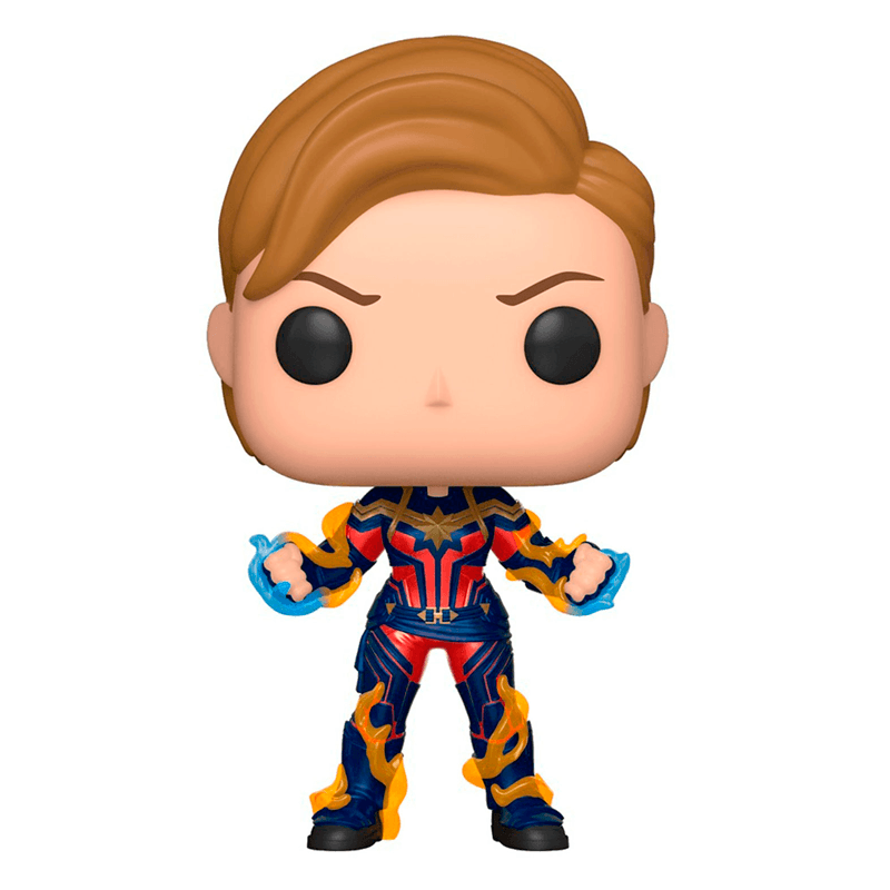 Funko Pop Marvel Captain Marvel New Hair - Epicland