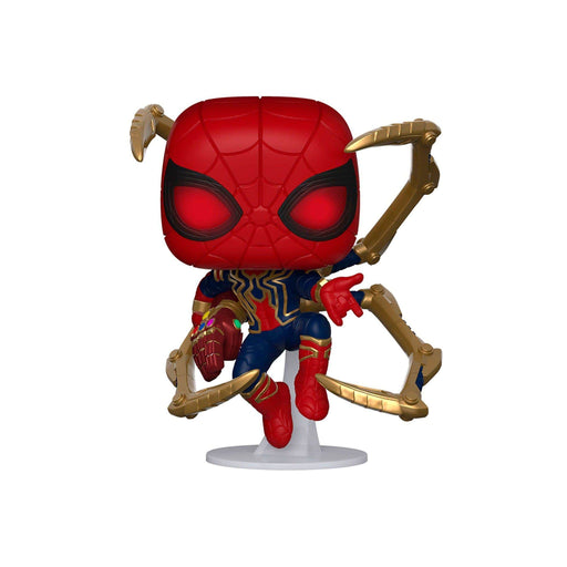 FUNKO POP MARVEL: ENDGAME- IRON SPIDER W/NANO GAUNTLET - Epicland