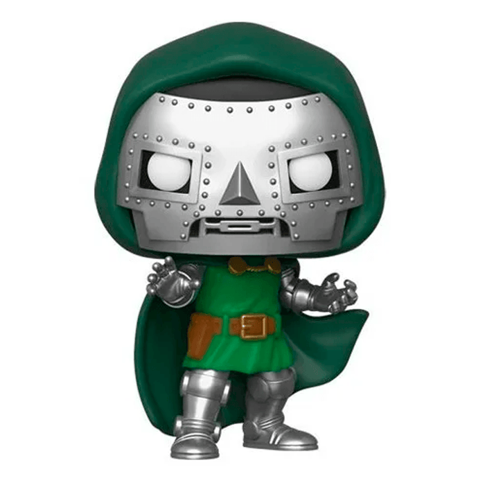 FUNKO POP MARVEL FANTASTIC FOUR DOCTOR DOOM - Epicland