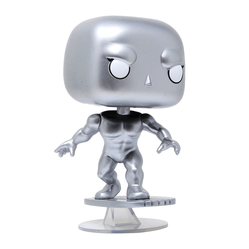 Funo Pop Marvel Fantastic Four Silver Surfer - Epicland