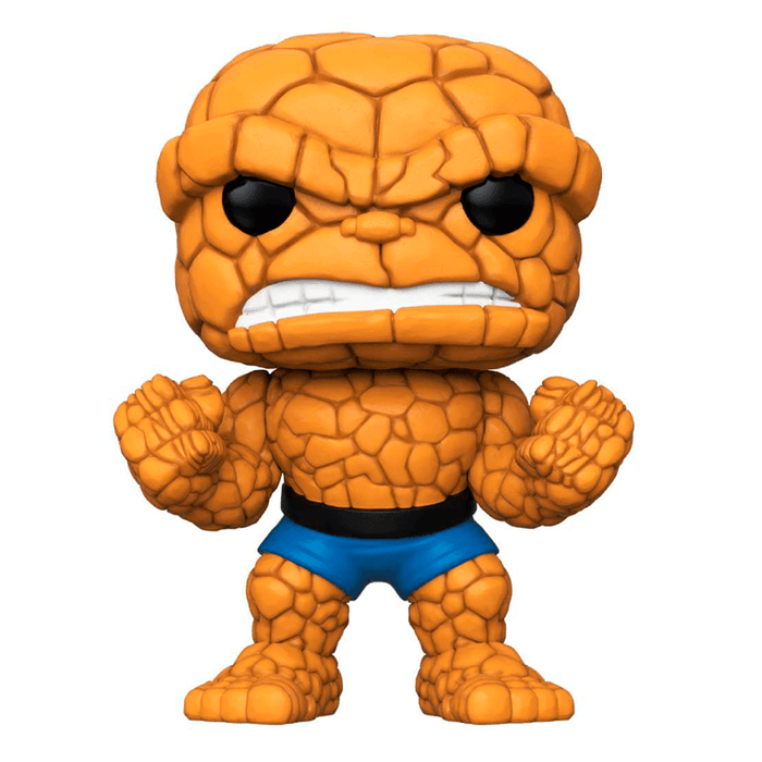 FUNKO POP MARVEL FANTASTIC FOUR THE THING - Epicland