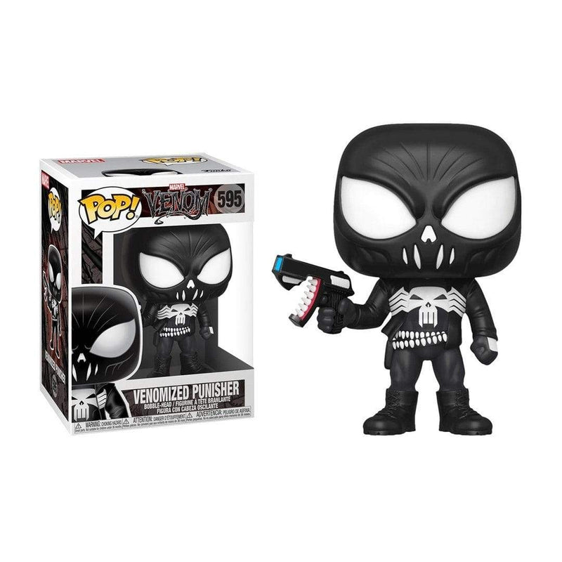 Funko Pop Venomized Punisher Marvel - Epicland  (4509785325681)